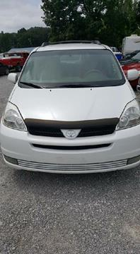 2005 Toyota Sienna for sale in Powell, TN