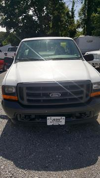 2001 Ford F-250 Super Duty for sale in Powell, TN