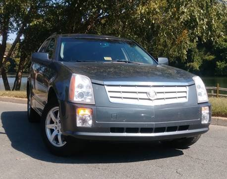 2008 Cadillac SRX for sale in Fredericksburg, VA