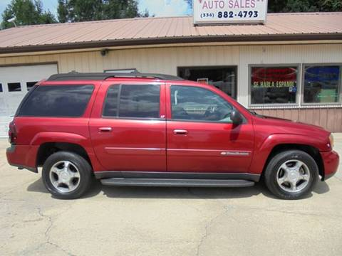 Chevrolet TrailBlazer EXT For Sale in High Point, NC - Vicks & Brown