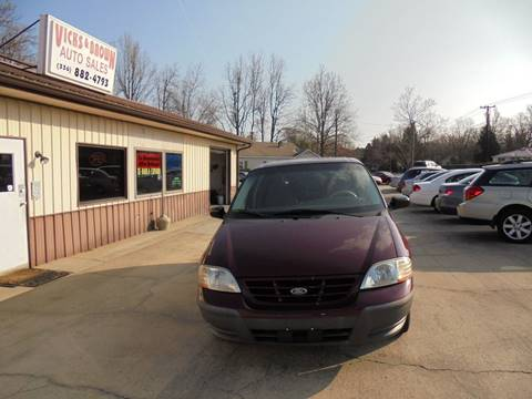 2000 Ford Windstar for sale in High Point, NC