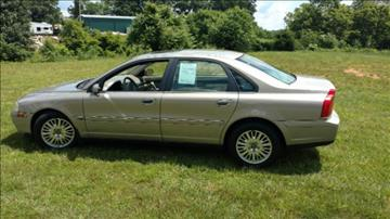 2004 Volvo S80 for sale at Appalachian Auto Brokers, LLC in Johnson City TN
