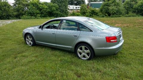 2008 Audi A6 for sale at Appalachian Auto Brokers, LLC in Johnson City TN