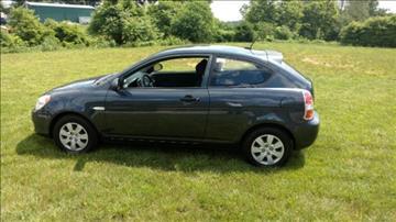 2009 Hyundai Accent for sale at Appalachian Auto Brokers, LLC in Johnson City TN