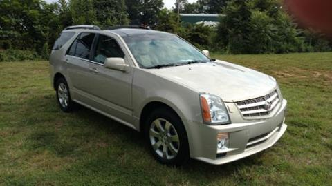 2008 Cadillac SRX for sale at Appalachian Auto Brokers, LLC in Johnson City TN