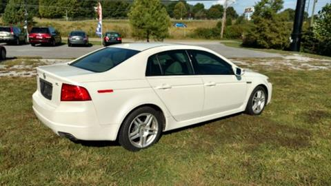 2007 Acura TL for sale at Appalachian Auto Brokers, LLC in Johnson City TN