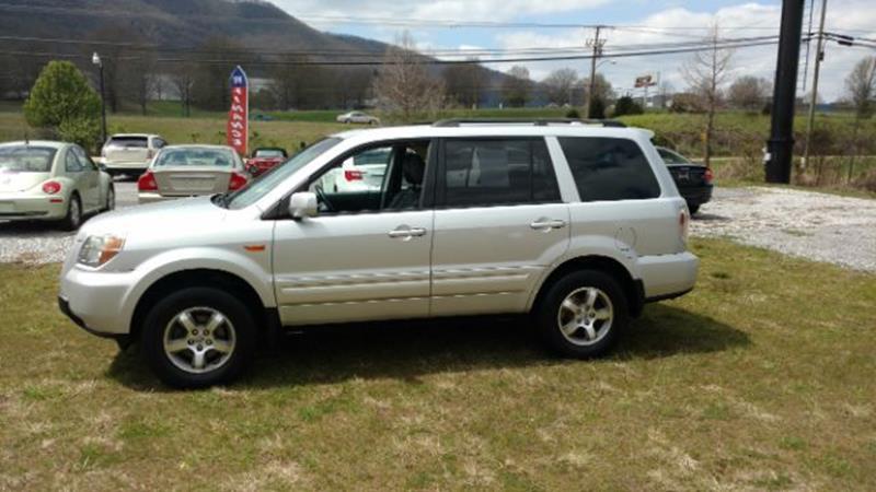 2006 Honda Pilot For Sale At Appalachian Auto Brokers, LLC In Johnson City  TN