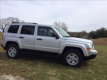 2011 Jeep Patriot for sale at Appalachian Auto Brokers, LLC in Johnson City TN