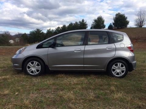 2009 Honda Fit for sale at Appalachian Auto Brokers, LLC in Johnson City TN