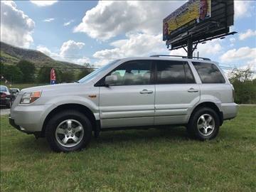2008 Honda Pilot for sale at Appalachian Auto Brokers, LLC in Johnson City TN