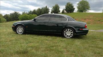 2001 Jaguar S-Type for sale at Appalachian Auto Brokers, LLC in Johnson City TN