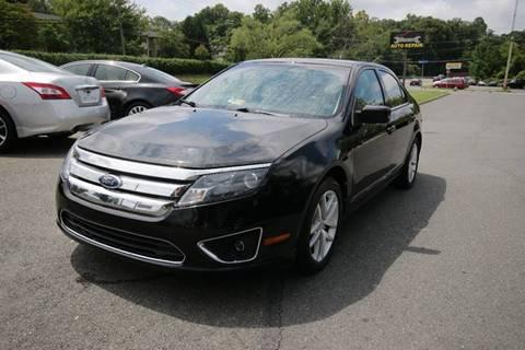 2010 Ford Fusion for sale in Falls Church, VA
