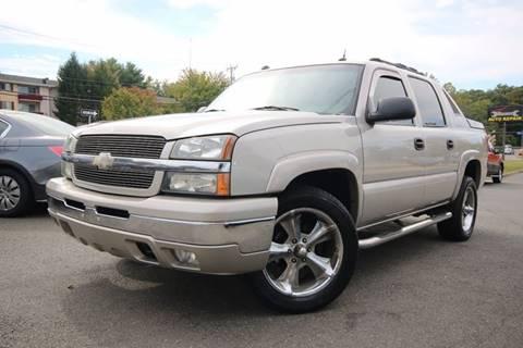 2004 Chevrolet Avalanche for sale in Falls Church, VA