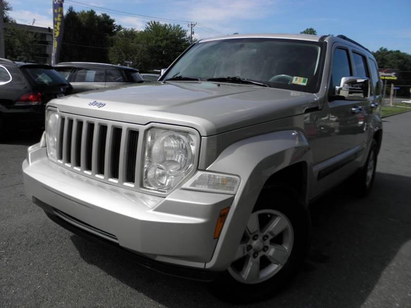 2009 Jeep Liberty For Sale At DMV Auto Group In Falls Church VA