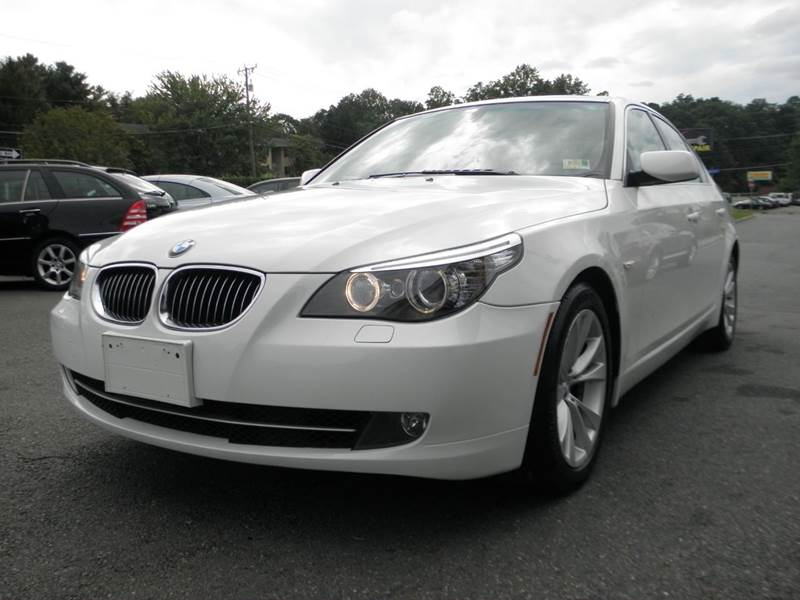 2009 BMW 5 Series For Sale At DMV Auto Group In Falls Church VA