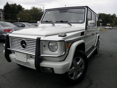 2005 Mercedes-Benz G-Class for sale in Falls Church, VA