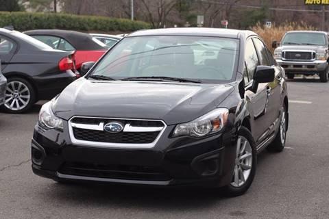 2014 Subaru Impreza for sale in Falls Church, VA