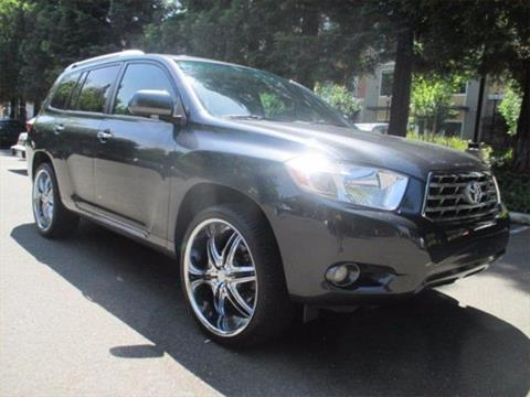 2010 Toyota Highlander for sale in San Jose, CA