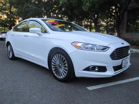 2014 Ford Fusion for sale in San Jose, CA