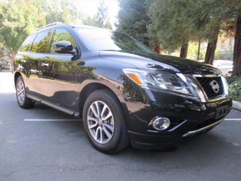 2015 Nissan Pathfinder for sale in San Jose CA