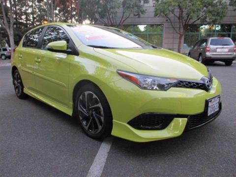 2016 Scion iM for sale in San Jose, CA
