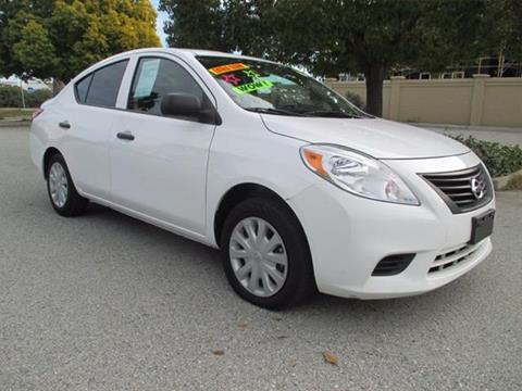 2014 Nissan Versa for sale in San Jose CA