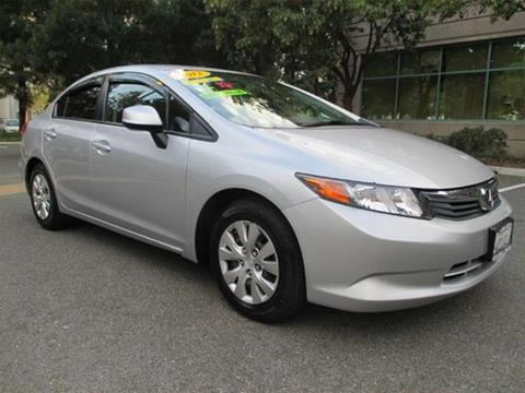 2012 Honda Civic for sale in San Jose, CA