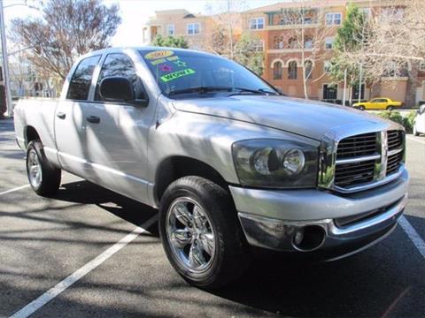 2007 Dodge Ram Pickup 1500 for sale in San Jose, CA