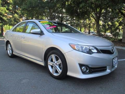 2013 Toyota Camry for sale in San Jose, CA