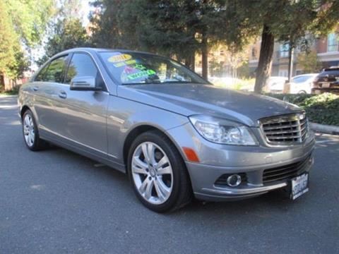 2011 Mercedes-Benz C-Class for sale in San Jose CA