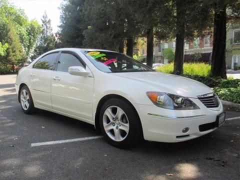 2008 Acura RL for sale in San Jose, CA