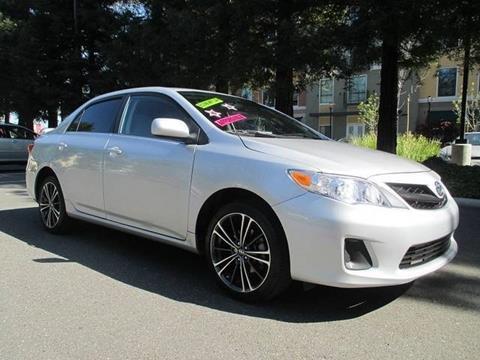 2013 Toyota Corolla for sale in San Jose, CA