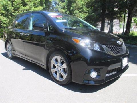 2013 Toyota Sienna for sale in San Jose, CA
