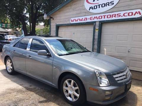2007 Cadillac STS for sale in San Antonio, TX