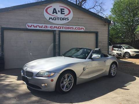 2005 BMW Z4 for sale in San Antonio, TX