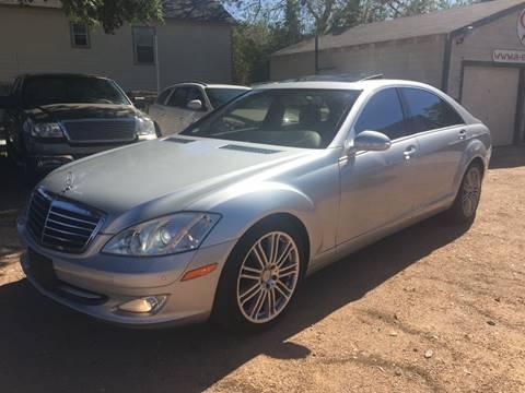 2008 Mercedes-Benz S-Class for sale in San Antonio, TX