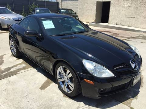2009 Mercedes-Benz SLK for sale in Ontario, CA