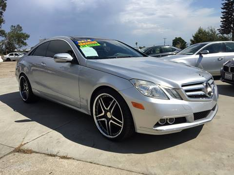2010 Mercedes-Benz E-Class for sale in Ontario, CA