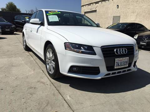 2011 Audi A4 for sale in Ontario, CA