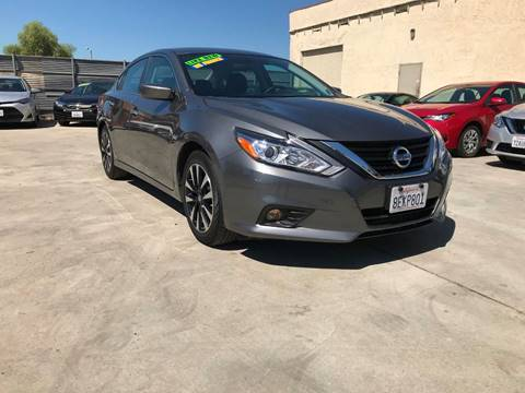 2018 Nissan Altima for sale in Ontario, CA