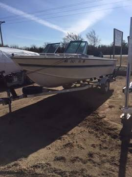 1982 16 ft Lund 4.9 XRV  for sale in Clearwater, MN