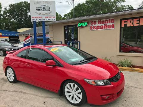 2009 Honda Civic for sale in Jacksonville, FL