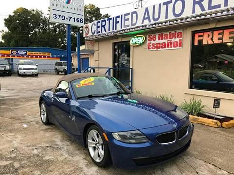 2007 BMW Z4 for sale in Jacksonville, FL