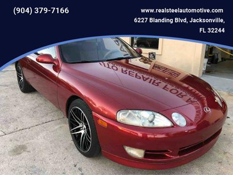 Lexus SC 400 For Sale in Florida - Carsforsale.com®