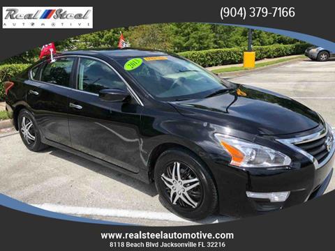 2013 Nissan Altima for sale in Jacksonville, FL