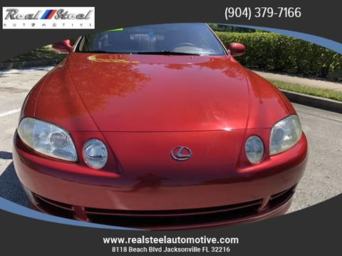 1992 Lexus SC 400 for sale in Jacksonville, FL