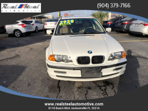 2001 BMW 3 Series for sale at Real Steel Automotive in Jacksonville FL