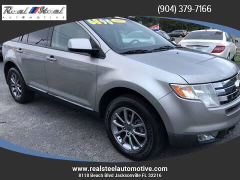 2008 Ford Edge for sale at Real Steel Automotive in Jacksonville FL