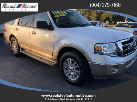 2011 Ford Expedition for sale at Real Steel Automotive in Jacksonville FL