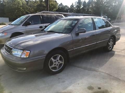 1998 Toyota Avalon for sale in Jonesboro, GA